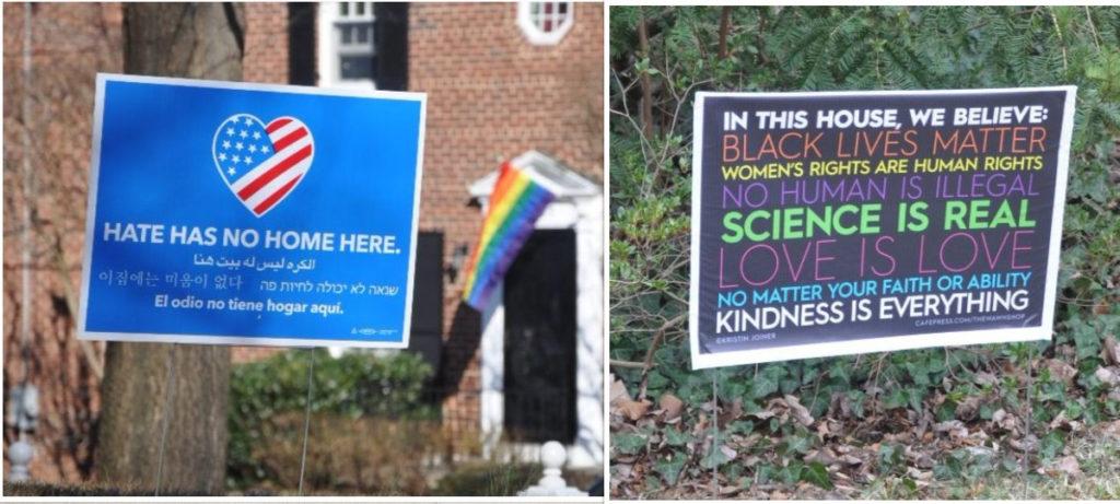 Yard Signs