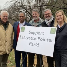 Support Lafayette-Pointer Park