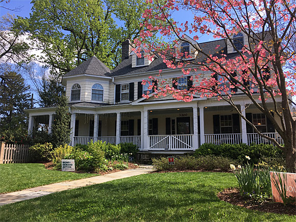 Home in Historic Chevy Chase DC