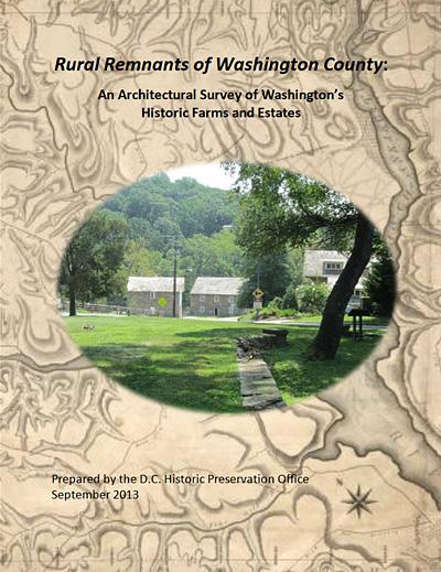 Rural Remnants of Washington County