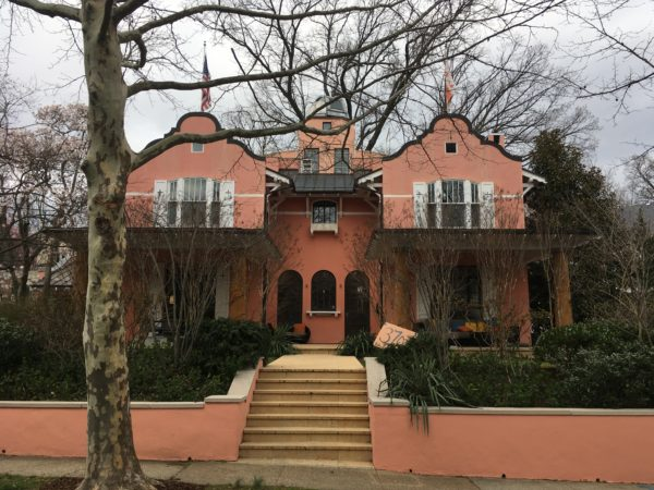 Northampton St Chevy Chase DC House