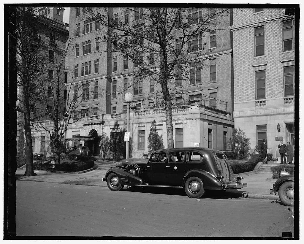 Emergency Hospital Washington DC 1936-37