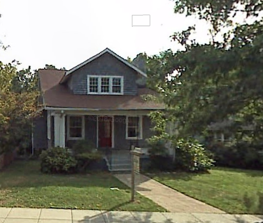 5609 Chevy Chase Parkway 2007, Original