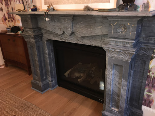 5609 Chevy Chase Parkway Fireplace