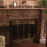 5611 Chevy Chase Parkway Fireplace