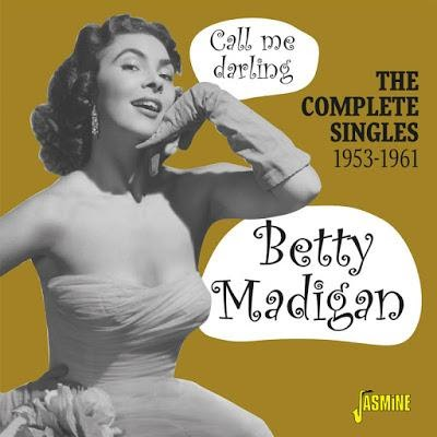 Betty Madigan Album Cover